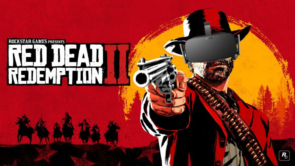 Red Dead Redemption 2 VR