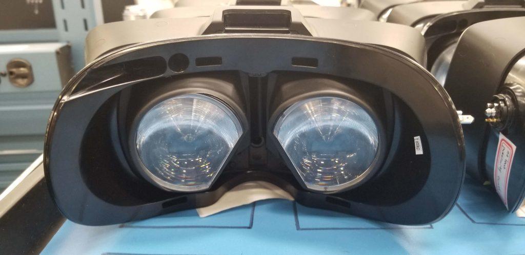 VR headsetu od Valve