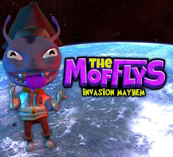 Mofflys: Invasion Mayhem