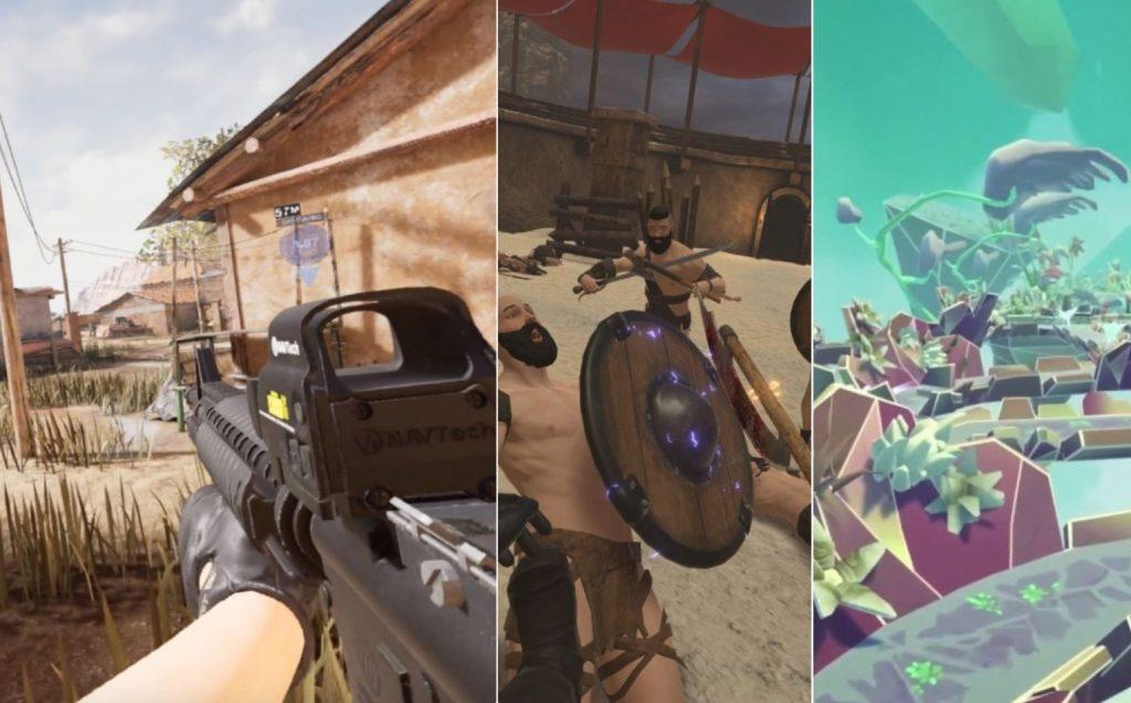 VR Hry