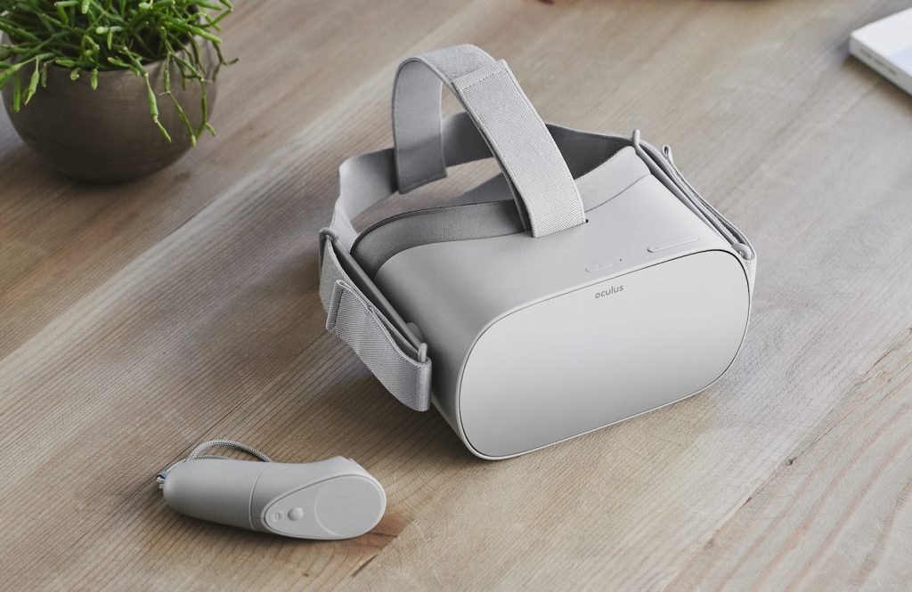 sideload aplikací a her u Oculus Go