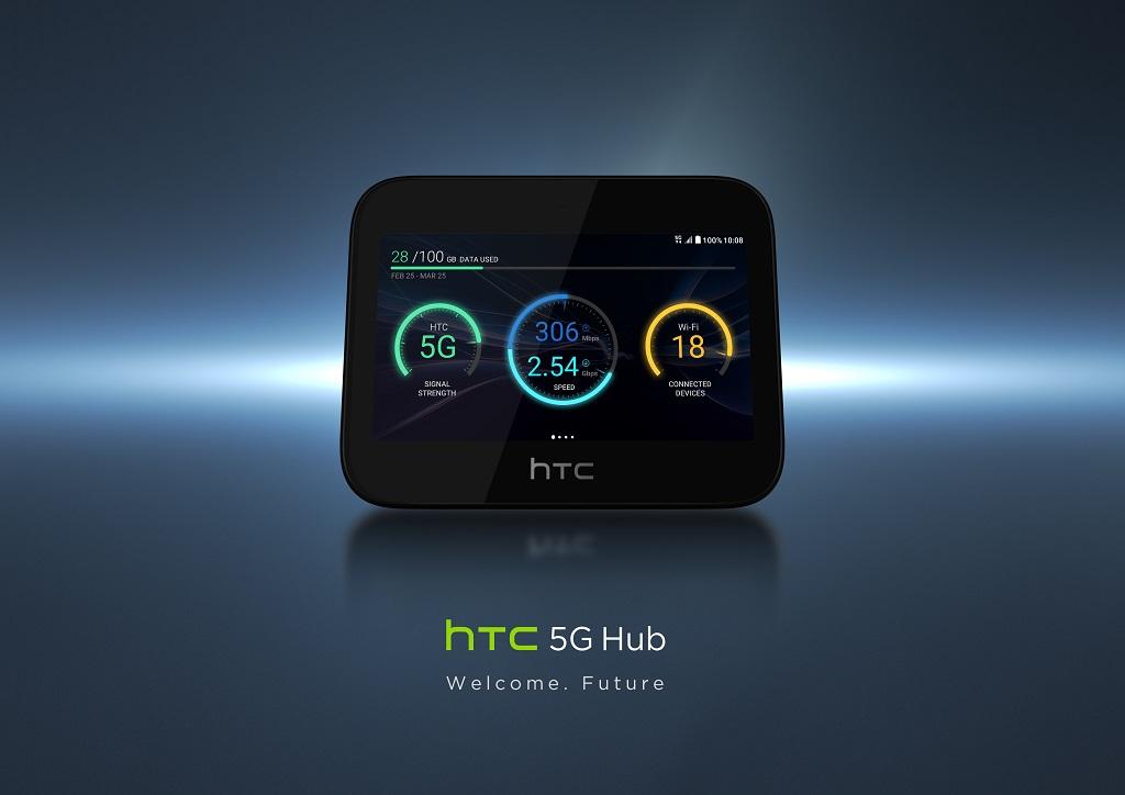 3b312024d HTC na veletrhu MWC 2019 odhalilo první 5G Hub na světě - VR Blog