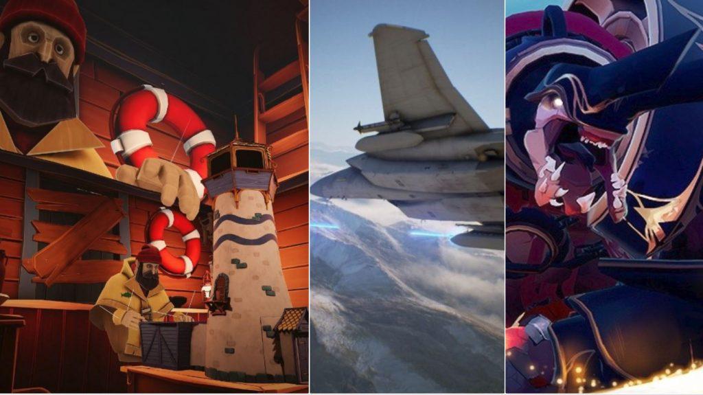VR hry, které vyšly v lednu 2019