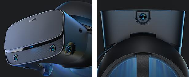 ec86f4532 Díky tomu je možné pomocí infračervených LED diod uvnitř kroužků umožnit,  aby je headset viděl. Stejné ovladače pak přinese i Oculus Quest.