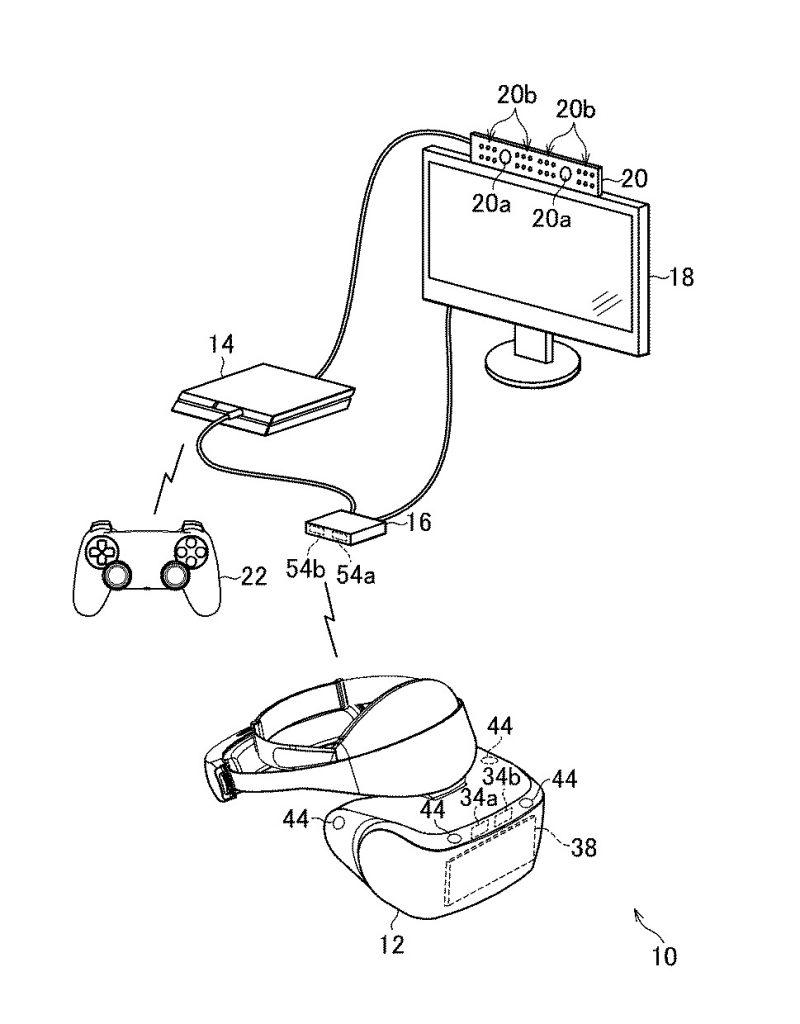 Bezdrátový PSVR headset